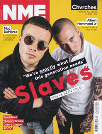 The Last News Stand NME - 25 July 2015