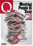 Final Edition Of Q Magazine - Sept 2020
